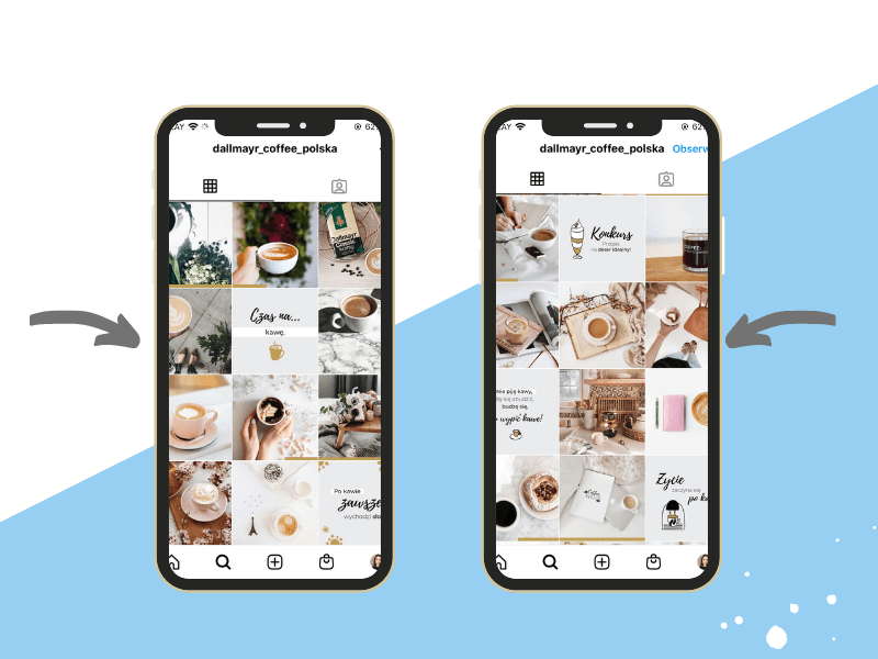 Jak zbudować spójny i estetyczny feed na Instagramie?