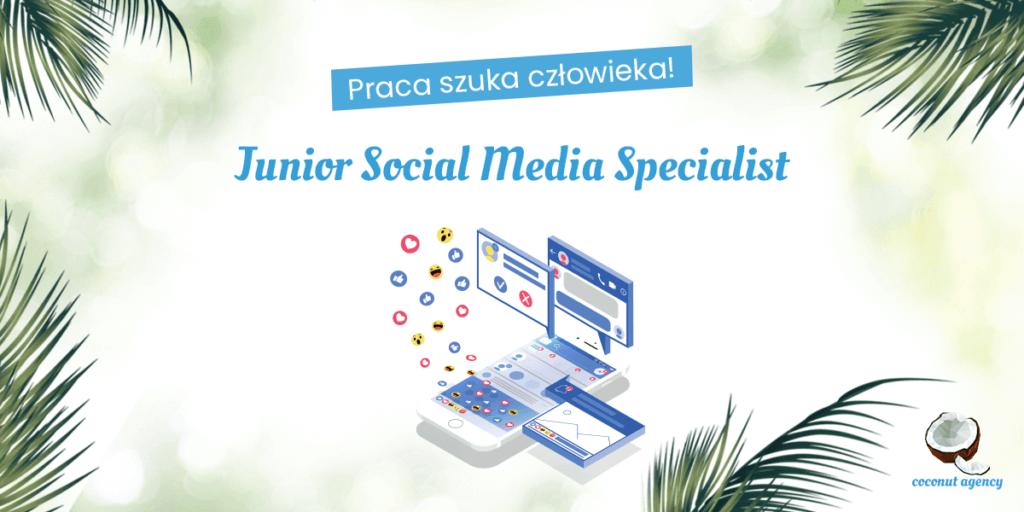 Praca Specjalista Social Media Kraków