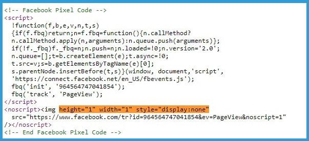 Co to jest Pixel - Kod Śledzący Facebooka