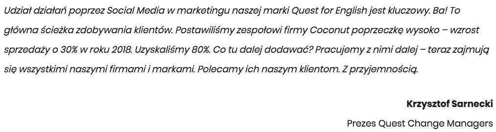 Gdańsk - Realizacja i Obsługa Social Media dla Firm