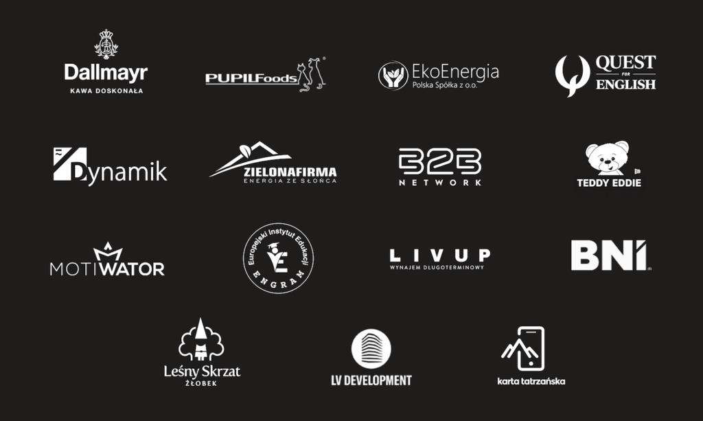 Katowice - lista klientów social media