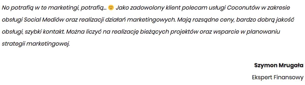 Katowice - Prowadzenie Fanpage na Facebooku